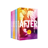 After Serie Completa 1-4 Anna Todd