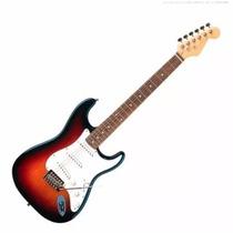 Guitarra Electrica Kid Rock Mini - Kansas Eg-kid-s-kns