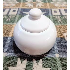 Azucarera Ceramica Blanca 1ra Calidad!