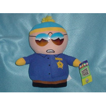 Cartman De South Park Vestido De Policia