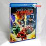 Liga De La Justicia La Paradoja Del Tiempo 1 Blu-ray Reg. A
