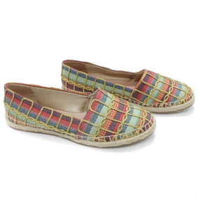 Alpargata Espadrille Zariff Shoes Multicolor | Zariff