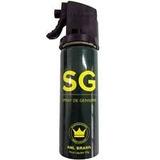 Gás Spray Gengibre Defesa Pessoal Legalizado Pelo Exercito