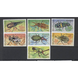Mongolia : Insectos Fauna; 1991 Op4