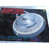 Star Trek Uss Enterprise C The Next Generation Kit Amt Ertl