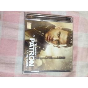 Cd Tito El Bambino Edicion Mexicana Album Doble