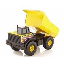 Camion De Volteo Tonka Grande Y Duradero Metal 1/16