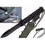Cuchillo De Caza Y Supervivencia Aitor Jungle King 2 España