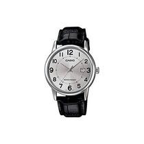 Reloj Mtp-v002l-7budf Negro