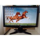 Monitor Acer 18.5 Modelo G185hv Usado Detalles Ver Fotos