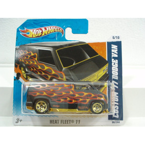 Hot Wheels Camioneta Custom