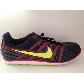 Nike Zapatillas Clavos!!! Talla Grande 12us/ 46peru