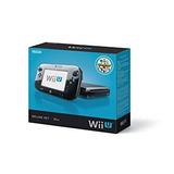 Nintendo Wii U Consola - 32 Gb Negro Deluxe Set