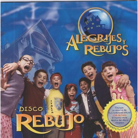 Cd.alegrijes Y Rebujos Disco Rebujo 2003