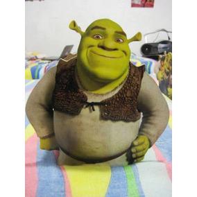 Cajitas De Shrek En Madera Mdf Para Centros De Mesa.