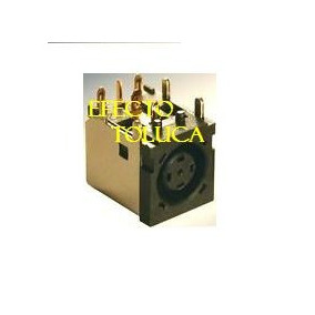 Power Jack Laptop Hp Compaq Nc4400 Nuevo