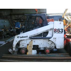 Cabina Minicargador Bobcat 863 Y Partes