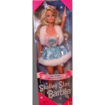 Barbie Estrella De Patinaje Especial Edicion De Walmart