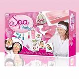 Spa Party Facial Original Tv Maquillaje Nenas Bijou