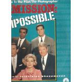 Video Laser Missao Impossivel - Vol. 1 - 2 Episodios1966/67