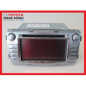 Estereo Dvd Pionner Toyota Hilux 2013 15 Bluetooth Original