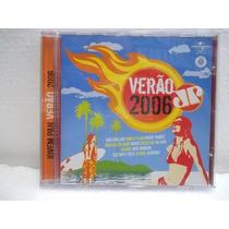 Jovem Pan Verão 2006 Cd Original Original Excelente Estado