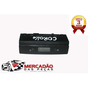 Relogio Digital Painel Toyota Corolla 2003 Original
