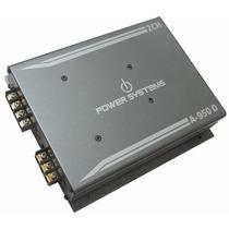 Modulo Amplificador Digital, Power Systems A950 2 Canais