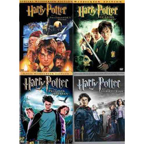 Harry Potter Coleccion De Peliculas Años 1 - 7 Oferta Dvd