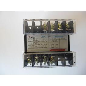 Transformador De Corriente 440-220 / 220-127 Volts