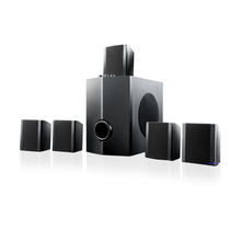 Home Theater 5.1 Canais Multilaser Sp087 40w Rms Usb Tv Pc