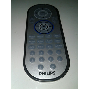 Controle Remeto Dvd Player Philips Pet725 Original