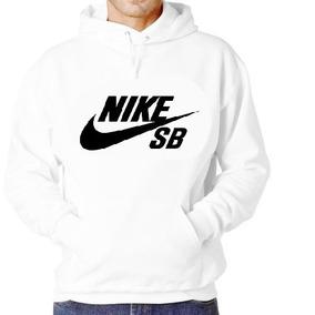 Blusa Moletom Nike Sb Capuz Bolso Camisa Frio Camiseta Longa