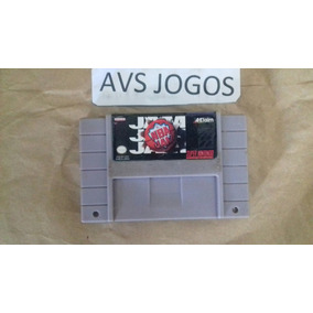 Nba Jan Snes