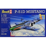 Aviao North American P-51d Mustang - Revell Alema