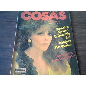 Revista De Cosas De Mujeres #2 Veronica Castro El Dominio