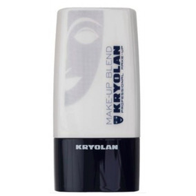 Kryolan Makeup Blend Diluidor 30ml+pó Fixador Dermacolor 60g