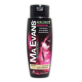 Ma Evans - Shampoo Hialubot Reparación X 400 Ml