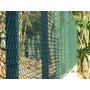Tela Alambrado Malha 3 (80mm) Fio 12 Pvc Verde Ou Azul