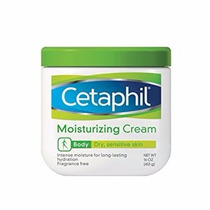 Novo Cetaphil Creme 453grs Hidratação Profunda Importado