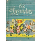 Livro Os Lusíadas - Edição Escolar Luís Vaz De Camões