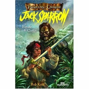 Piratas Do Caribe - Jack Sparrow - A Espada Do Cortés