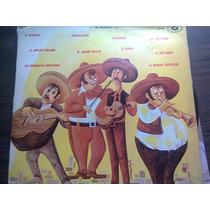 Disco Acetato De Mariachi Los Alazanes