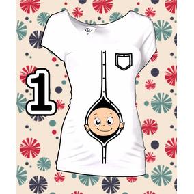 Blusas De Maternidad Diseños Muy Divertidos Y Originales