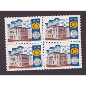 C-1406 1984 Quadra 150 Anos Banco Econômico Salvador/ba