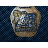 Medalha 43º Jogos Escolares Santo André