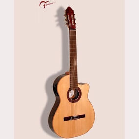 Guitarra Electroacústica Fonseca 41 Kec (increible)