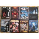 Películas De Colección Anime Y Cine Asiático (dvd)