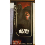 Sideshow Star Wars Darth Maul Escala 1/6 Hot Toys