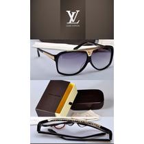 Lentes Sol Evidence Lv Louis Vuitton Gafas Caja Envio Gratis